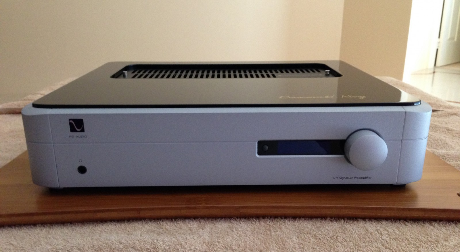 Ps Audio Bhk Preamp Signature Used 499900 Sold Simply Hifi Preamplifier