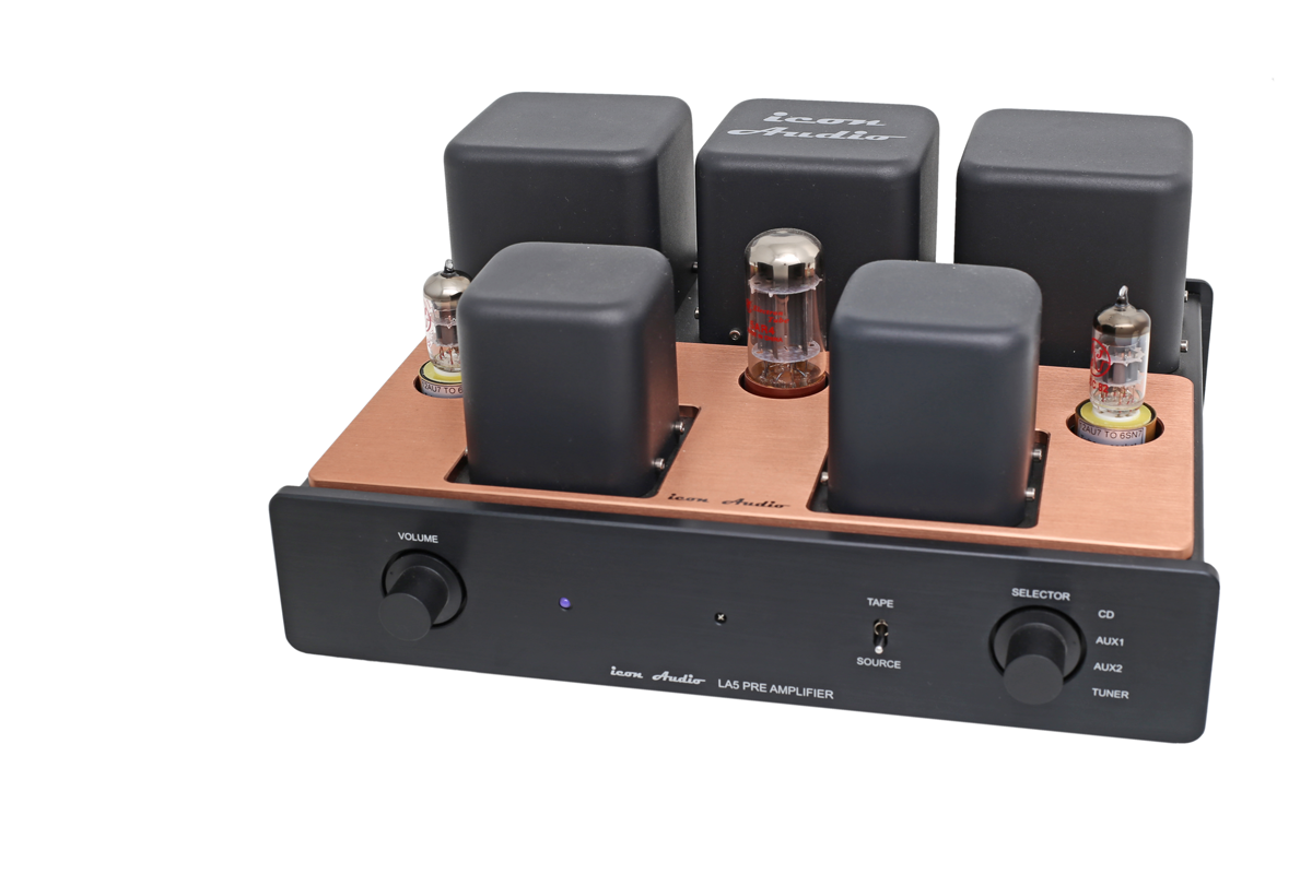 Icon Audio Stereo 40 Mk Iii 6as7 Integrated Amplifier