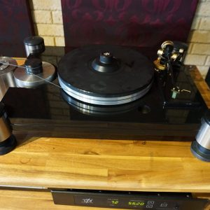 Ex Turntables/Tonearms